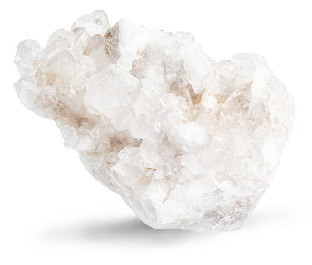 pietra cristallo di rocca
